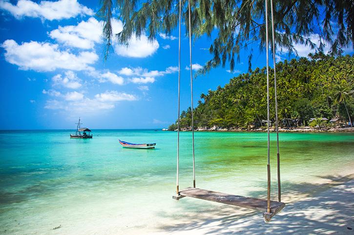 Phangan island ,Thailand