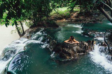 Krabi Hot Springs, Thailand