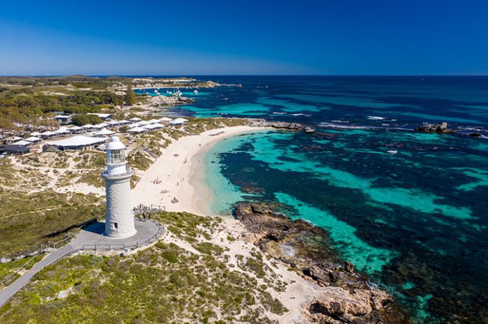 Bathurst Lighthouse, Rottnest Island