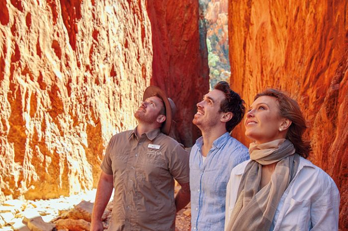 Standley Chasm, Northern Territory, Australia