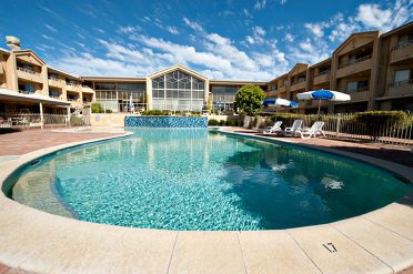 Abbey Beach Resort Outdoor Pool