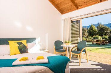 Abel Tasman Lodge Garden Studio