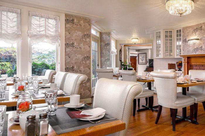 Abigail's Hotel Breakfast Room