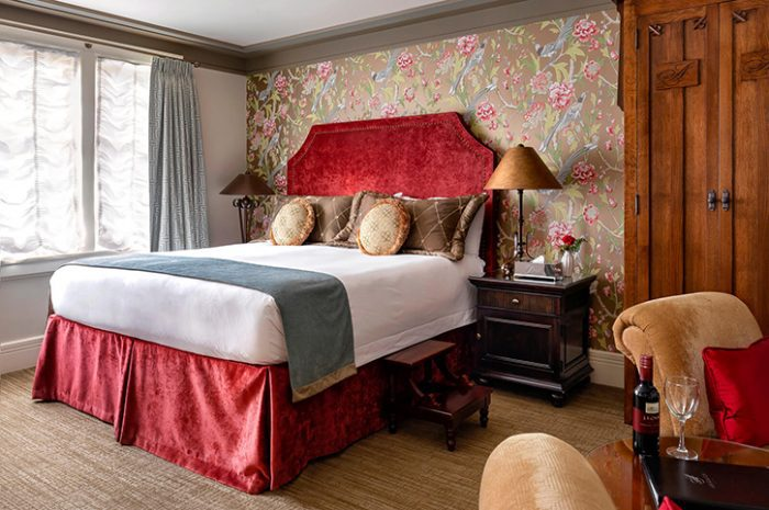 Abigail's Hotel Guest Room