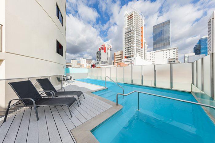 Adina Barrack Plaza Pool