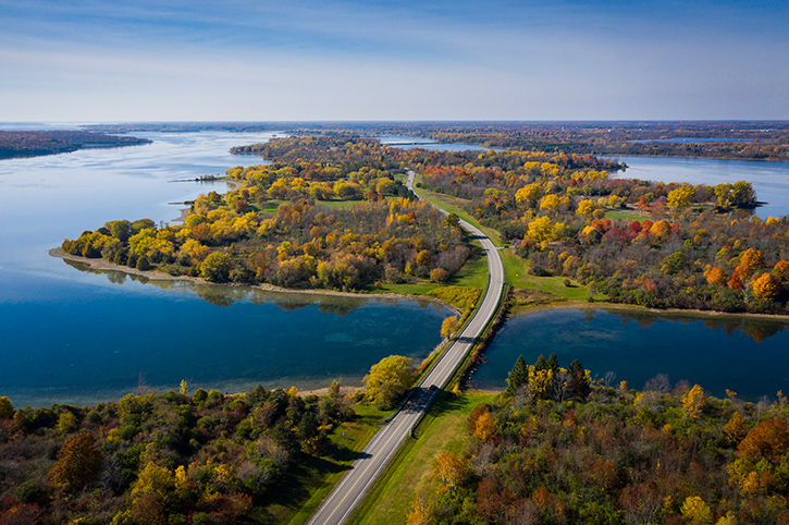 St Lawrence Park, Thousand Islands