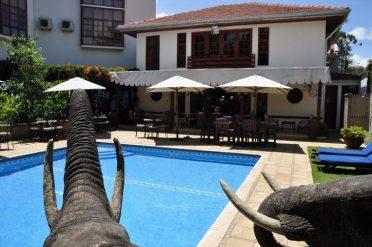 African Tulip Hotel Pool