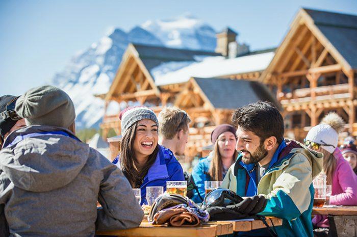 Après ski, Lake Louise Ski Resort