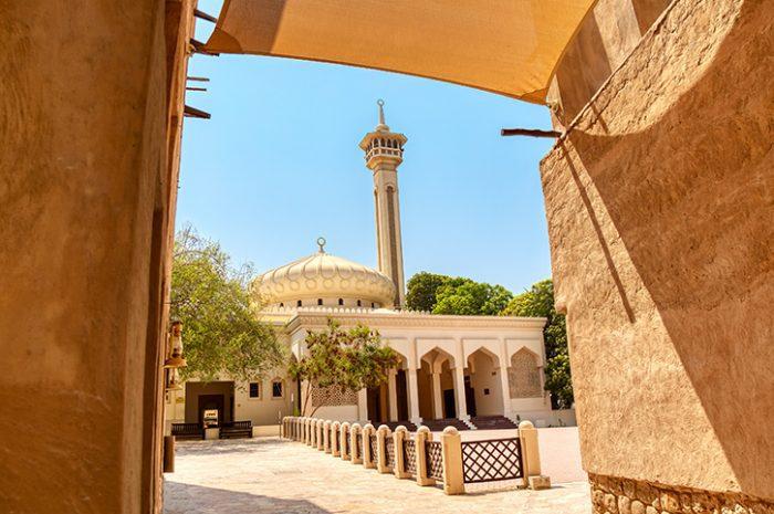 Al Bastakiya Mosque, Al Fahidi Historical Neighbourhood