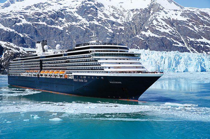 Cruise Ship, Alaska