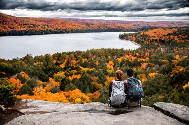 Algonquin Park Couple