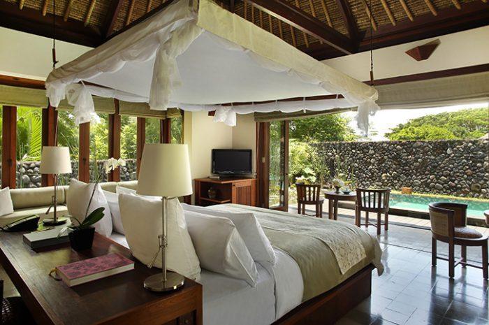 Alila Ubud Pool Villa Bedroom