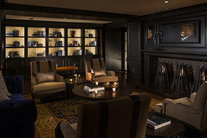 Allegro Hotel Green Room