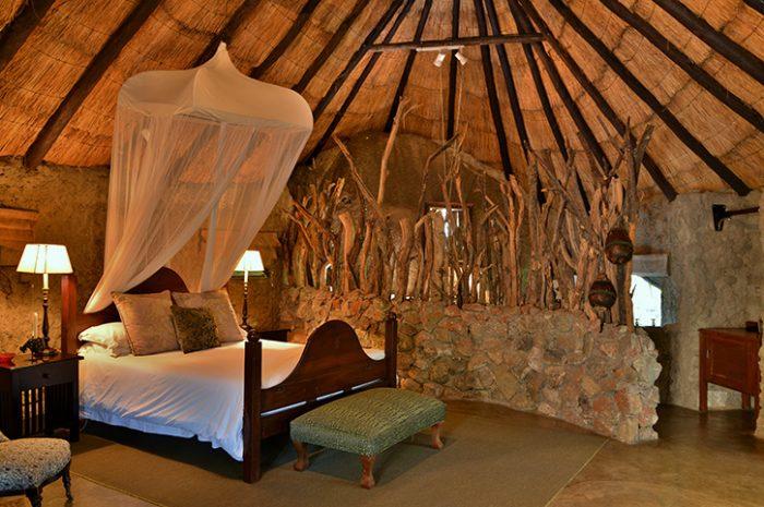 Amalinda Lodge room
