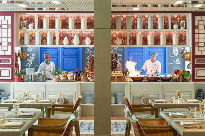 Amari Koh Samui Amaya Food