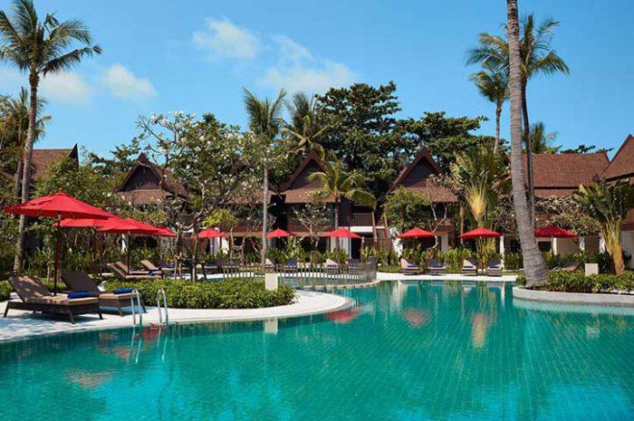 Amari Koh Samui Thai Village Wing Pool