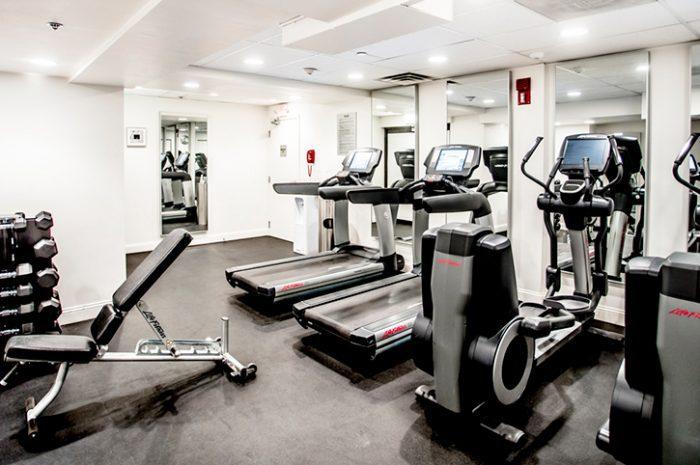 Ambassador Chicago Gym