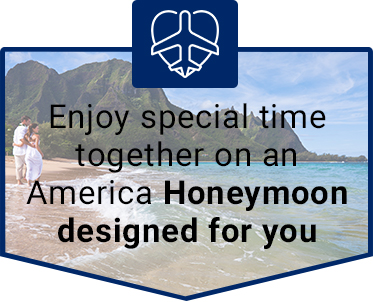 America Honeymoon Widget