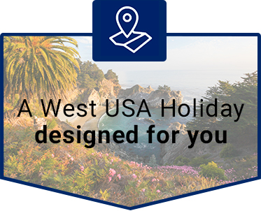 America West USA Region Widget
