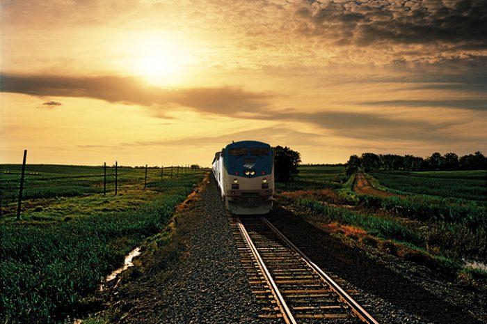 Amtrak Rail