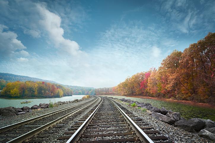 Railway, America