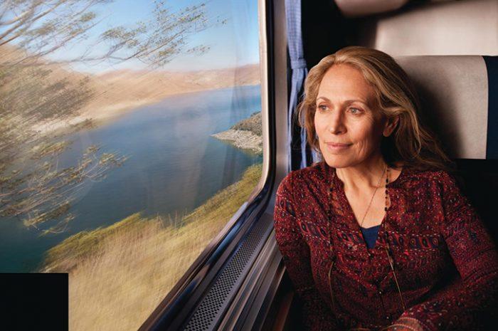 Views on the Amtrak Superliner