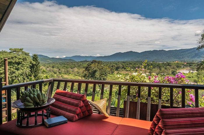 Anantara Golden Triangle Balcony Views