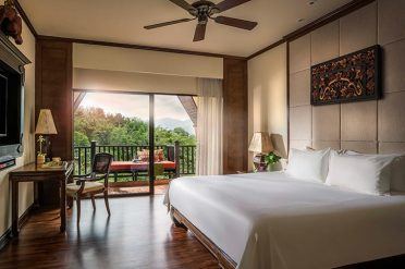 Anantara Golden Triangle Deluxe Room