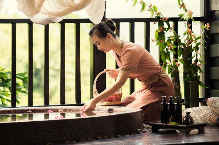 Anantara Golden Triangle Spa Treatment