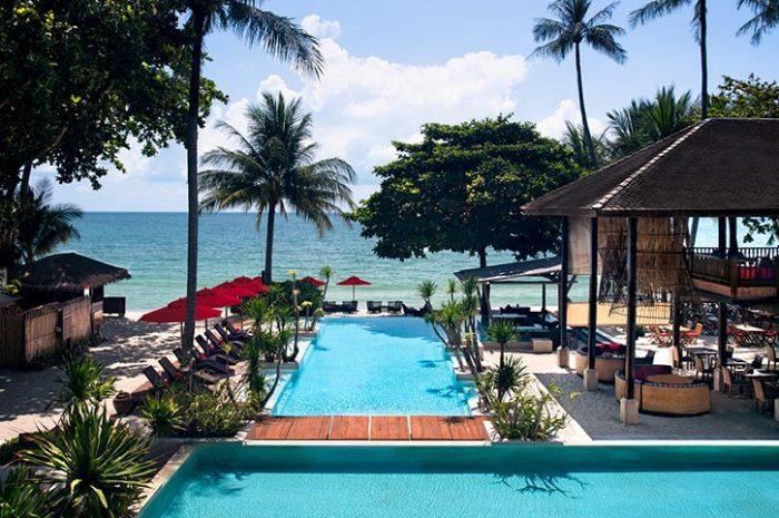 Anantara Rasananda Main Pool And Beach