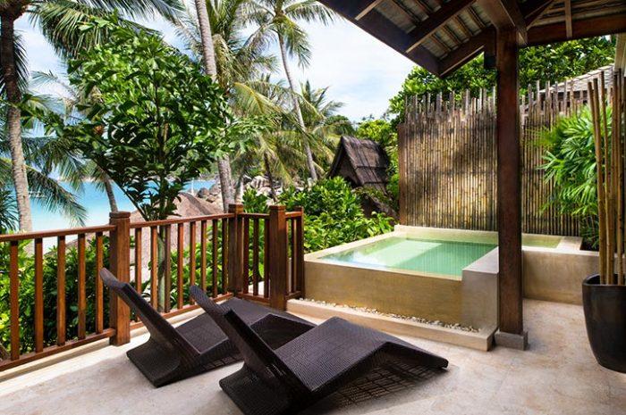 Anantara Rasananda Ocean Pool Suite
