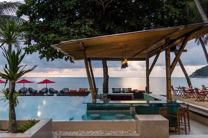Anantara Rasananda Pool Bar
