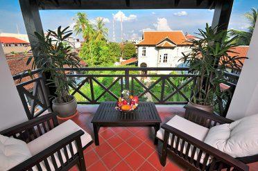 Ansara Vientiane Balcony Suite