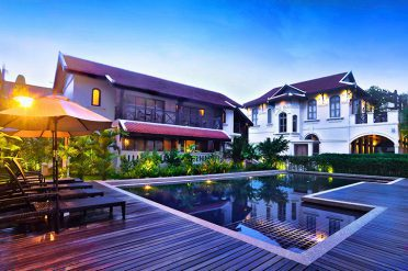 Ansara Vientiane Pool