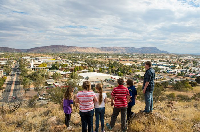 Anzac Hill, Alice Springs