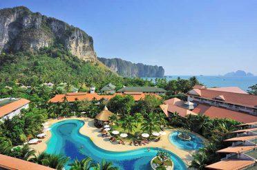 Aonang Villa Resort Aerial