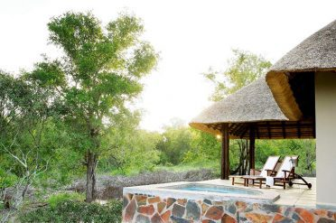 Arathusa Safari Lodge Private Plunge Pool