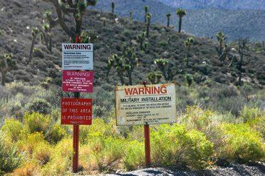 Area 51 Tour, USA