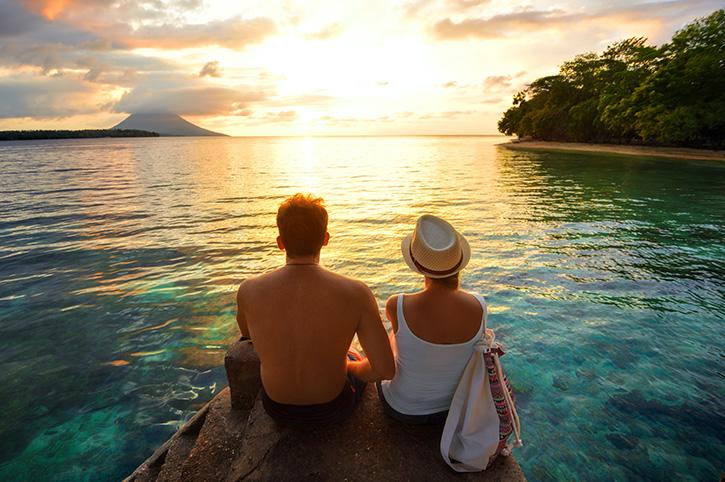 Couple, Indonesia