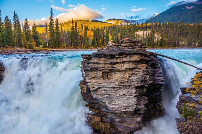 Athabasca Falls, Jasper