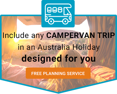 Australia Campervan Itinerary Icon
