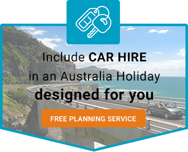 Australia Car Hire Icon