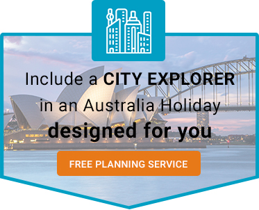Australia City Explorers Icon