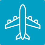 Australia Flights Icon