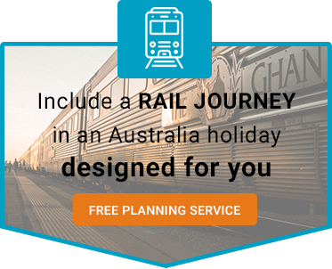 Australia Rail Journeys