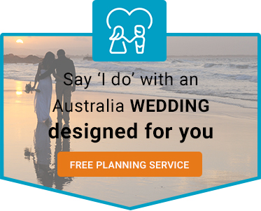 Australia Wedding Widget