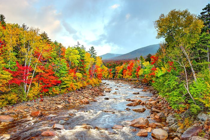White Mountains, New Hampshire