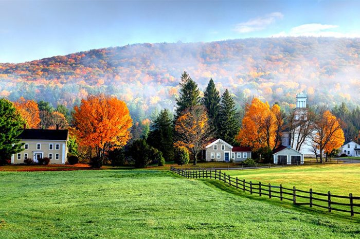 Tyringham, the Berkshires