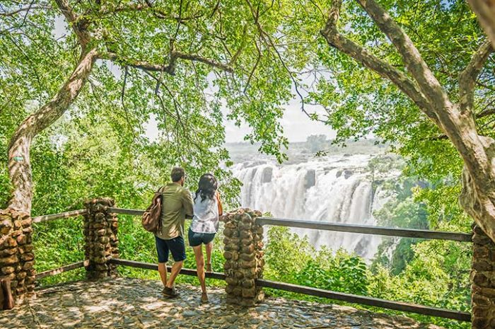 Avani Victoria Falls Resort Falls Views