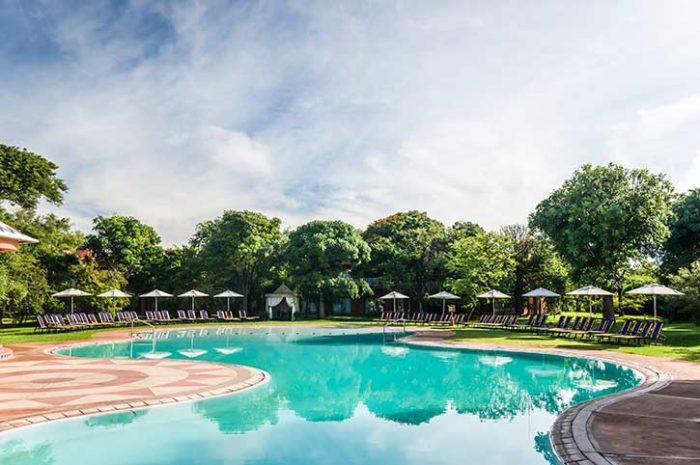 Avani Victoria Falls Resort Pool